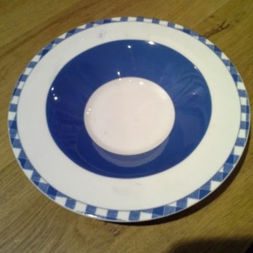 Assiette creuse Royal Fine China