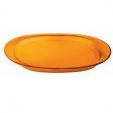 PLATEAU  oval Feeling col.45 orange