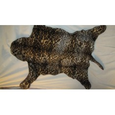 TAPIS Winter HOME Leopard 130 x 210
