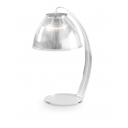 lampe de table en plexi VESTA - VISTA 30x 35/Haut. 61 cm