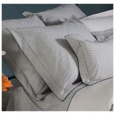 Taie d'oreiller Songe d'une Nuit col.grège, dim.64x64cm, Nina Ricci