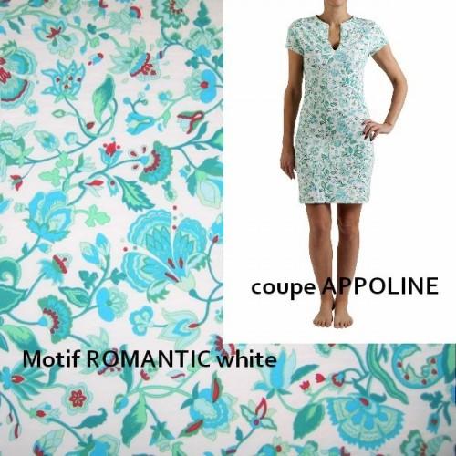 ROBE  APPOLINE romantic - taille 4 (40) Manuel Canovas