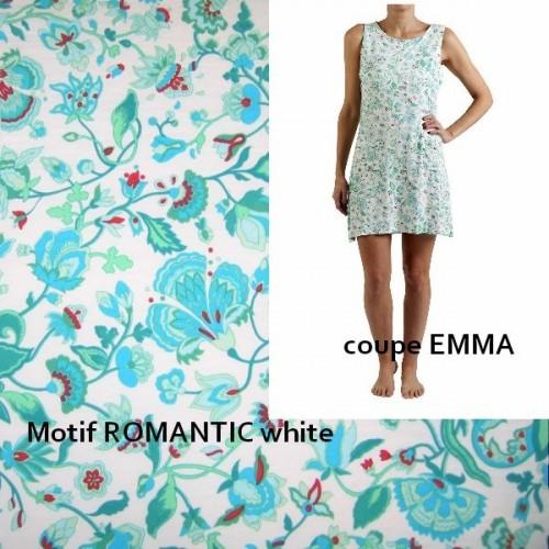 ROBE EMMA romantic - taille 6 (44) Manuel Canovas