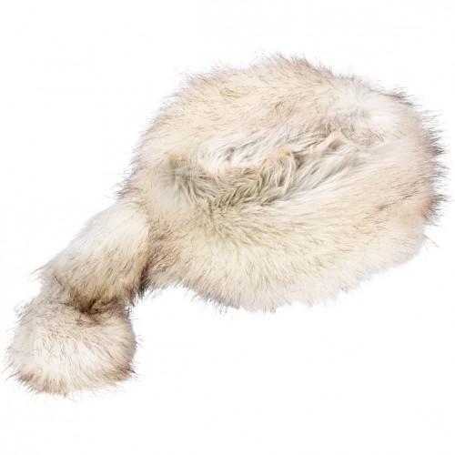 BONNET (trappeur) WINTER fausse fourrure ARCTIC FOX