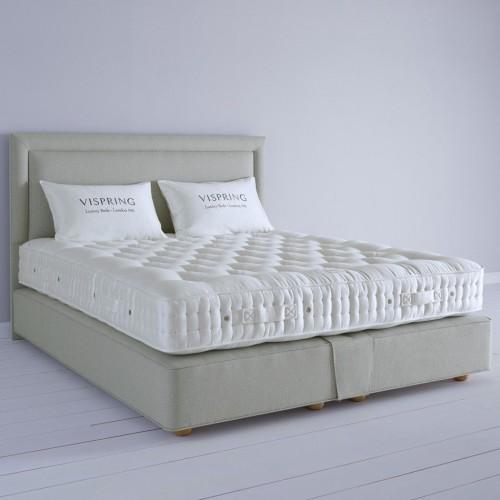 lits complets vispring matelas et sommiers styles interiors sa. Black Bedroom Furniture Sets. Home Design Ideas