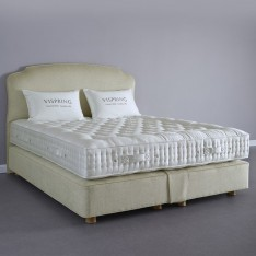 REGAL SUPERB, VISPRING. MATRESS AND DIVAN