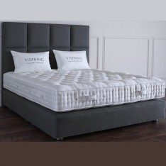 MATELAS VISPRING SHETLAND. MATRESS AND DIVAN