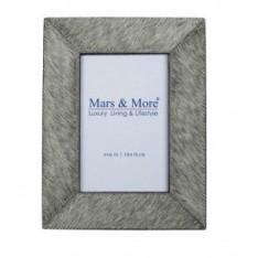 CADRE photo peau de vache Mars & More 10 x 15 cm