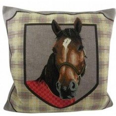 cushion with horse Mars & More 45 x 45 cm