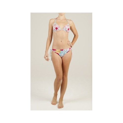 bikini ALAIA Rainbow turquoise , taille 3 (38) Manuel Canovas