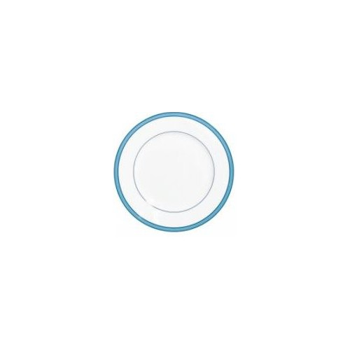 ASSIETTE à dessert RAYNAUD - TROPIC diam. 22,5 cm turquoise