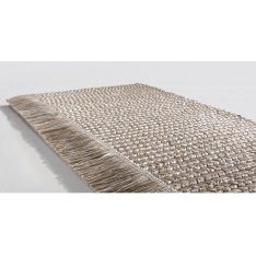 tapis Poolside Carrara gris clair  150 x 200 cm Limited Edition