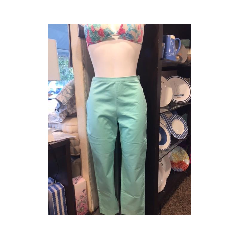 https://www.styles-interiors.ch/5003-thickbox/pantalon-manuel-canovas-ava-uni-turquoise-taille-3-38.jpg