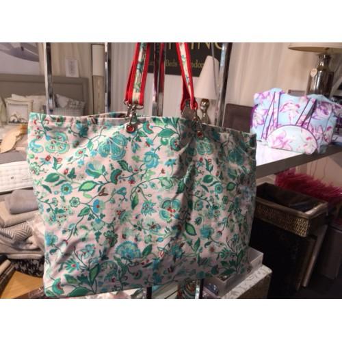 sac de plage MANUEL CANOVAS - OLIVIA  romantic 45 x 32 cm