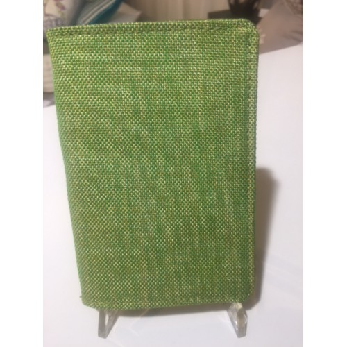 wallet paseport DESIGNERS GUILD - Green 10 x 14,5 cm