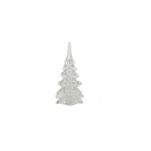 ORNEMENT Christmas Tree, en verre diam. 8 cm - H. 16 cm ,Light & Living