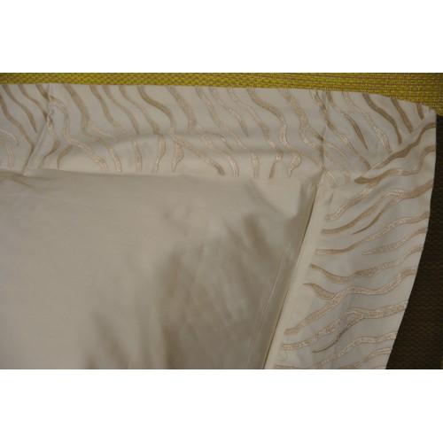 Taie d'oreiller SAFARI zèbre 02, dim.50x70cm, Mastro Raphael