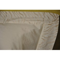 Taie d'oreiller SAFARI zèbre 02, dim.65x65cm, Mastro Raphael