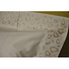 TAIE d'oreiller SAFARI léopard 02, dim.50x70cm, Mastro Raphael