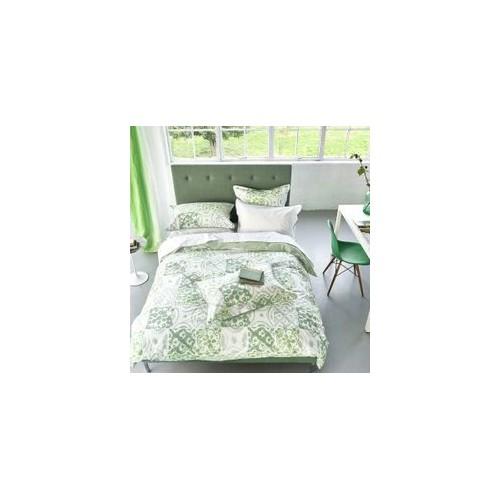 housse de couette  PESARO Emerald, dim. 200x210 cm, Designers Guild