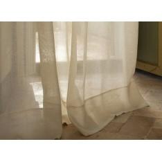Rideau MASTRO RAPHAEL-TENDA LINO UNITO 210 x 260 cm col beige 02