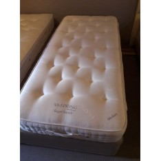 Matelas Vispring Regal Supreme 90 x 200 cm. Tension Firm
