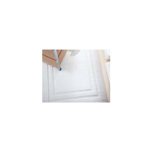 TAPIS de bains coton MASTRO RAPHAEL - UNITO 50 x 75 cm blanc 01