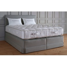 MAGNIFICENCE, VISPRING. MATRESS AND DIVAN