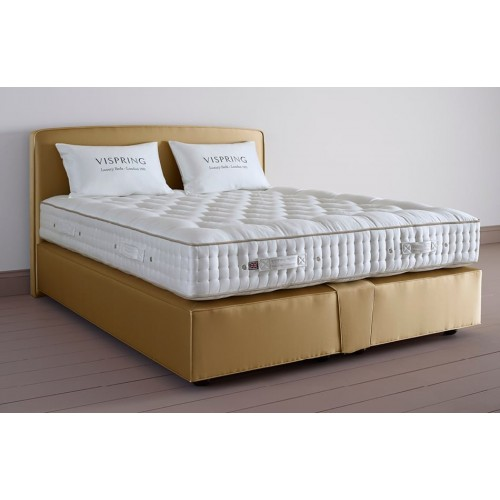 TIARA SUPERB, VISPRING. MATRESS AND DIVAN