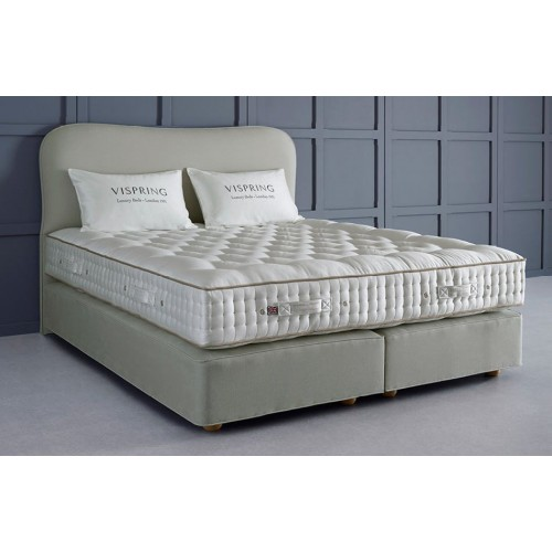 MARQUESS SUPERB, VISPRING. MATRESS AND DIVAN