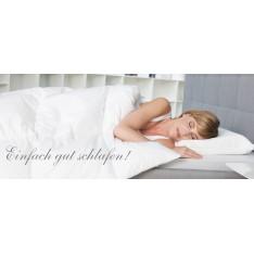 Duvet SLEEPLINE CLIMA OUTLAST DAUNE MEDIUM 160 x 210