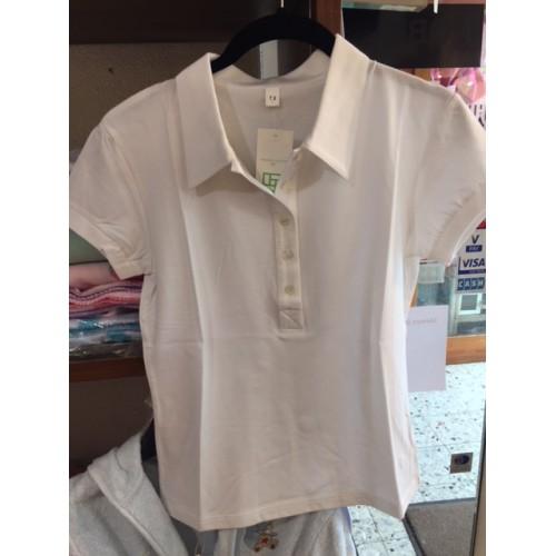 Tee shirt MC T2 blanc