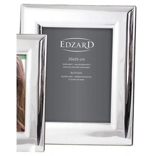 CADRE photos Positano , 20 x 25 cm, argenté, réf. 3820  Edzard
