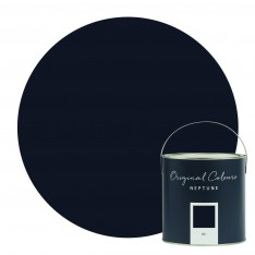 Neptune Matt Emulsion Pot 125ml - Ink
