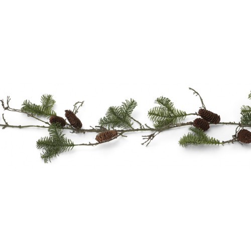 Pine Garland - Green