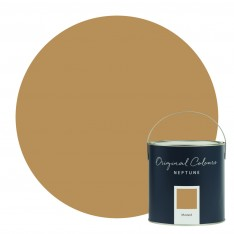 Neptune Eggshell Waterbased Pot 125ml - Mustard