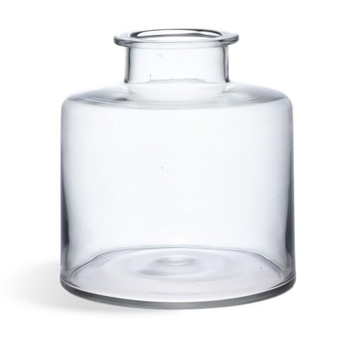 Castleford Wide Bottle - Clear