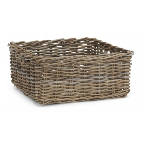 Somerton Rectangular Bathroom Basket 44x50cm