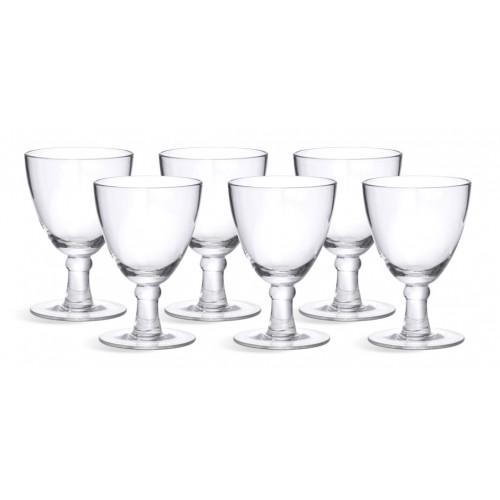 Barnes White Wine Glasses - Set of 6