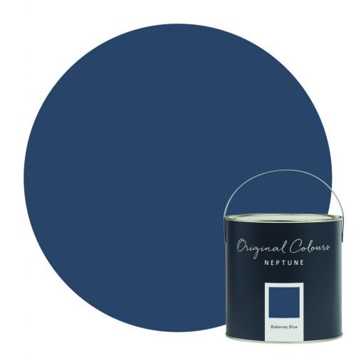 Neptune Eggshell Waterbased Pot 125ml - Blakeney Blue