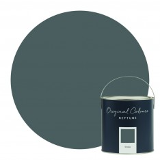 Neptune Eggshell Waterbased Pot 125ml - Smoke