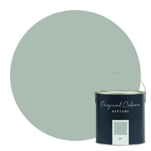 Neptune Eggshell Waterbased Pot 125ml - Mist