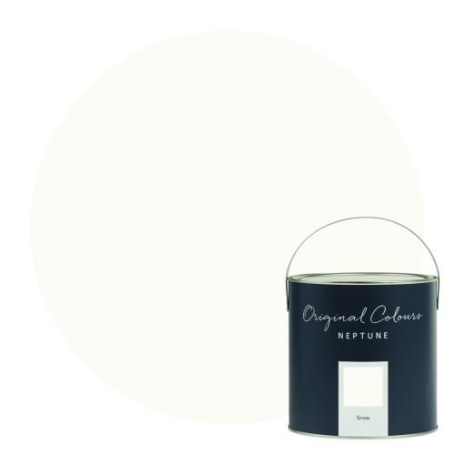Neptune Eggshell Waterbased Pot 125ml - Snow
