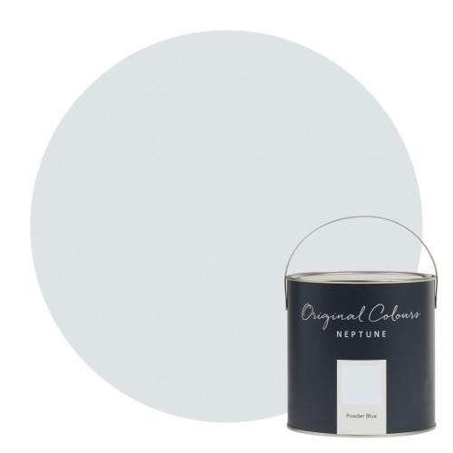 Neptune Eggshell Waterbased Pot 125ml - Powder Blue