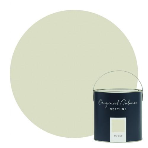 Neptune Eggshell Waterbased Pot 125ml - Old Chalk