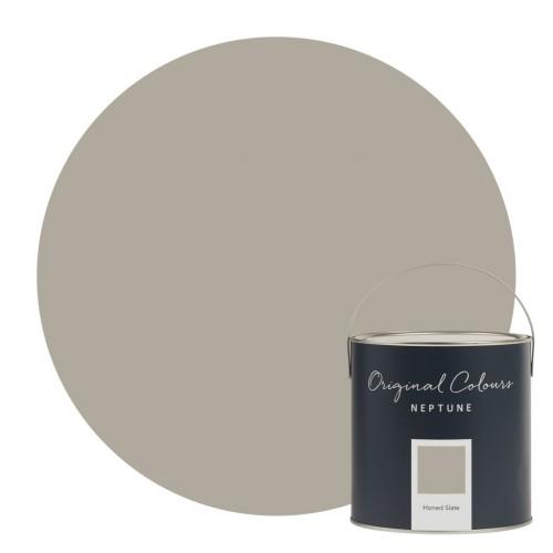 Neptune Eggshell Waterbased Pot 125ml - Honed Slate
