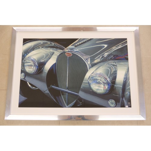 Tableau Bugatti, voiture, Ablo