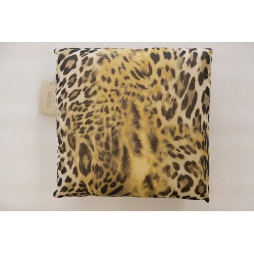 Coussin Mastro Raphael, safari, leopard