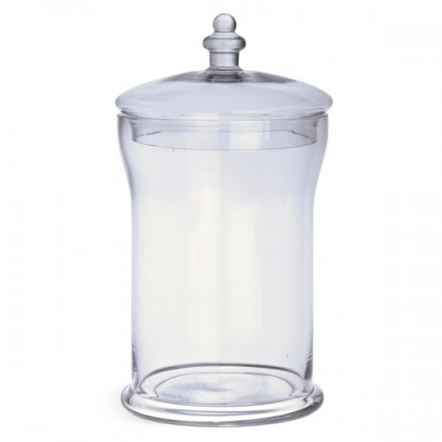 Belmont Glass Jar with Lid - 300mm