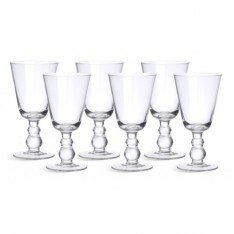 Greenwich Red Wine Glasses - Set of 6